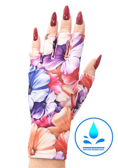 Blossoms ManiGlovz manicure sunblock gloves