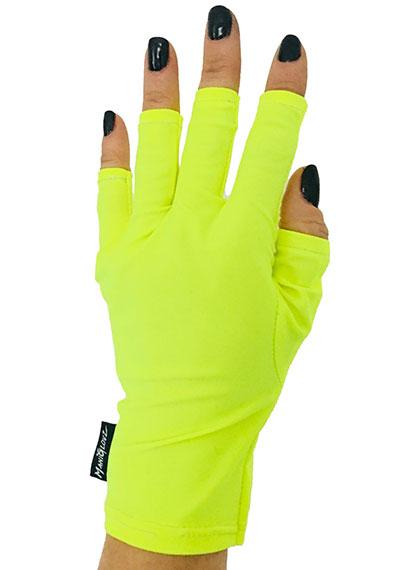 Electric Sun ManiGlovz manicure sunblock gloves
