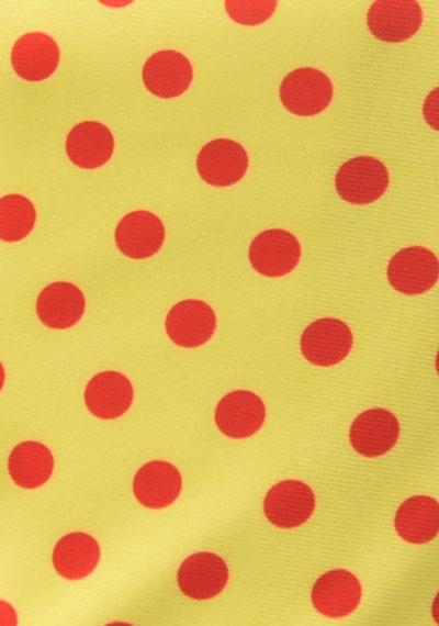 Happy Daze pattern detail ManiGlovz manicure sunblock gloves