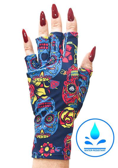 Hard Core ManiGlovz manicure sunblock gloves