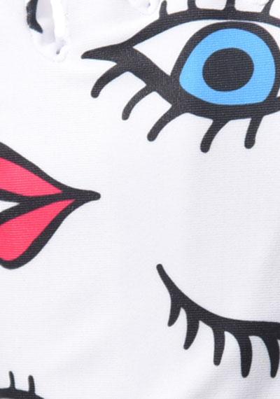 Lipstick adn Lashes ManiGlovz manicure sunblock gloves