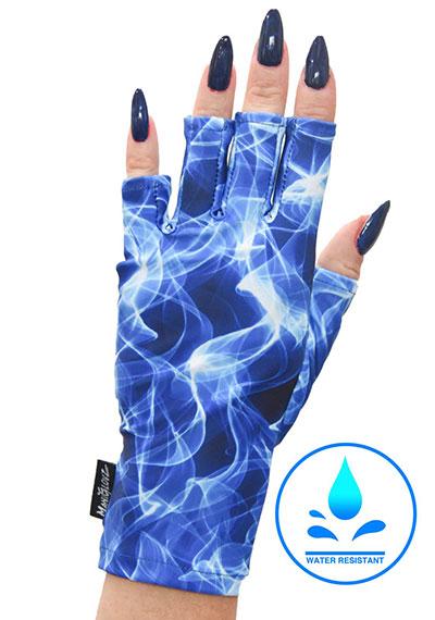 Making Waves ManiGlovz manicure sunblock gloves