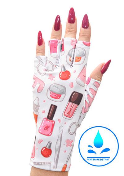 Nailed It ManiGlovz manicure sunblock gloves