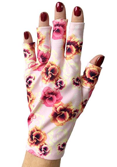 Spring Fever ManiGlovz manicure sunblock gloves