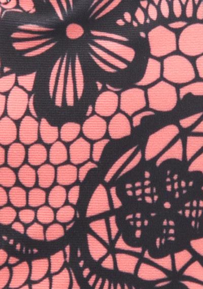 Sugar and Spice pattern detail ManiGlvoz manicure sunblock gloves