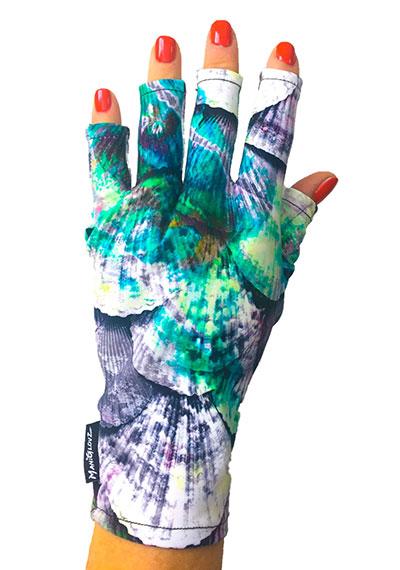 Vitamin Sea ManiGlovz manicure sunblock gloves