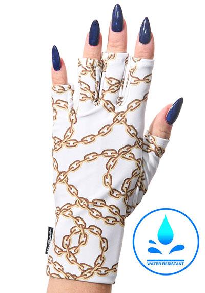 Vogue ManiGlovz manicure sunblock gloves