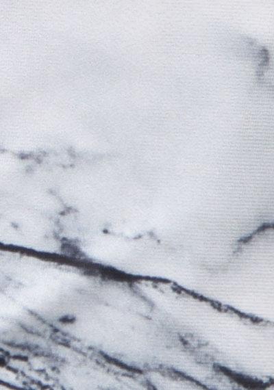 White Marble pattern detail ManiGlovz manicure sunblock gloves