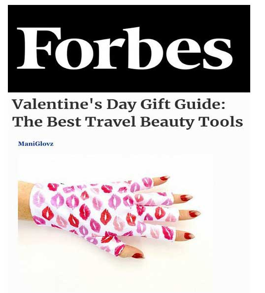 ManiGlovz in Forbes Magazine