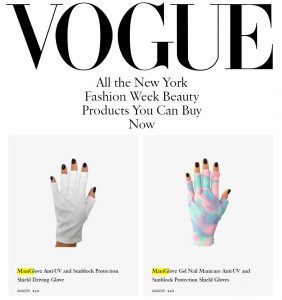 As seen in Vogue Magazine